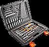 """Набор инструмента Neo Tools 1/2"""", 1/4"""", 3/8"""" 150 шт. 08-668"""