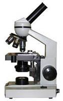 Микроскоп медицинский для биохимических исследований XSP-104 (монокулярный), фото 1