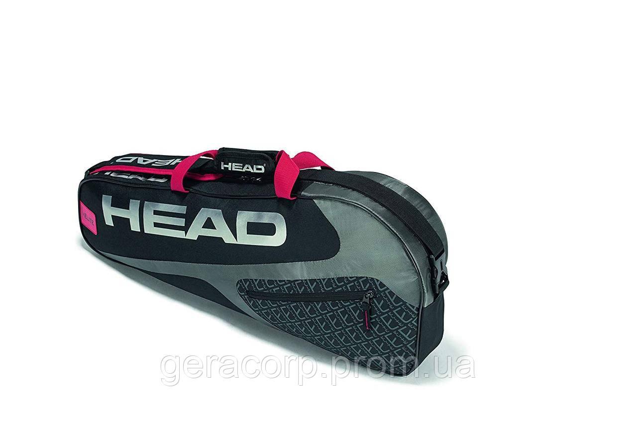 Чехол Head Elite 3R pro black/red