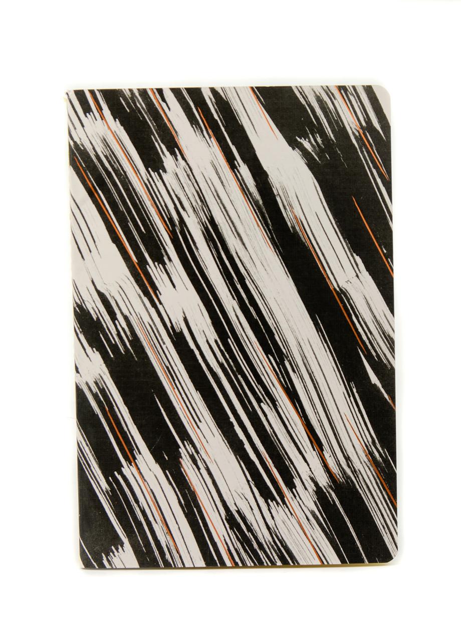 Блокнот А5 Compendium  21,5х14,5см Черно-белый