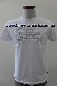 Мужская футболка Land Rover Men's Defender Graphic T-Shirt