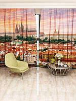 Фотоштора Walldeco Панорама Праги (22515_1_1)
