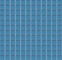 Мозаика прозрачное стекло Vivacer одноцвет 2,5*2,5 CM19