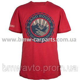 Мужская футболка Land Rover Men's Adventure Graphic T-Shirt