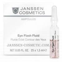 Ампулы для глаз  Eye Flash FLuide Jansenn Cosmetics 25 ампул по 1.5 мл