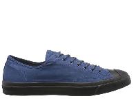 Женские Converse Jack Purcell Ox Blue/Black Low оригинал синие текстиль низкие, фото 1