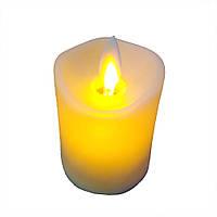 Набор светодиодных свечей Plastic Swin Candle 12шт
