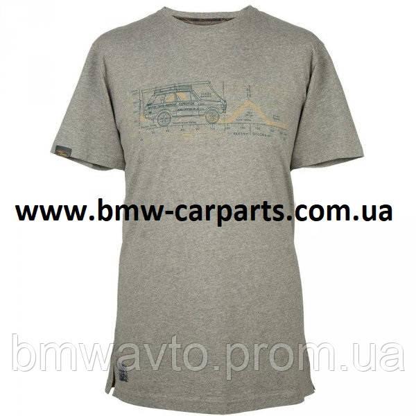 Мужская футболка Land Rover Men's Heritage Graphic Tee