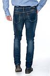 Зауженные джинсы Franco Benussi 15-346 синие, фото 4