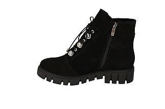Ботинки замшевые Mario Cunelli, фото 2