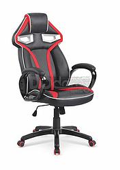 Кресло HONOR Halmar Черный, Красный