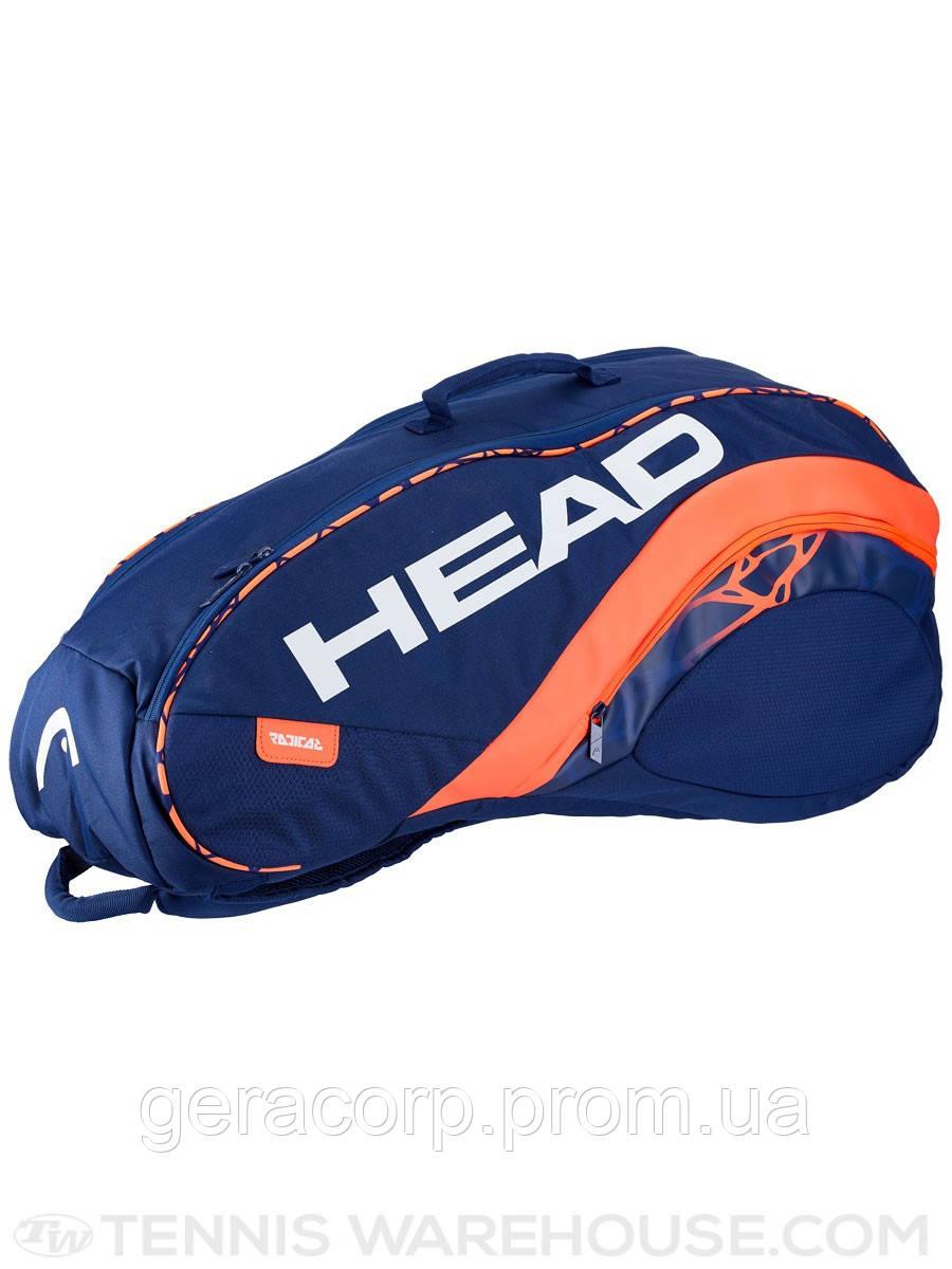 Чехол Head Core 6R combi blue/orange