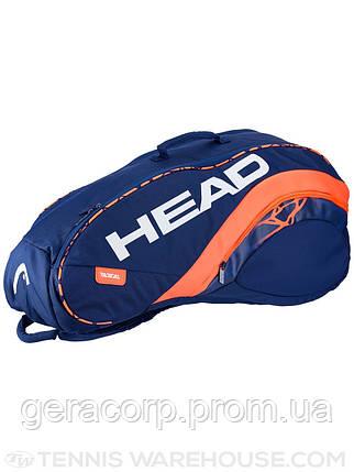 Чехол Head Core 6R combi blue/orange, фото 2