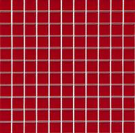 Мозаика прозрачное стекло Vivacer одноцвет 2,5*2,5 B001