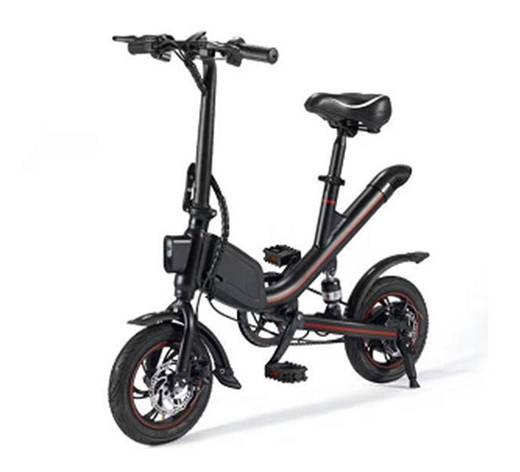 Электровелосипед U1, фото 2
