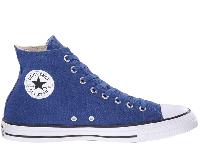 Мужские Converse All Star Blue Jay High оригинал синие текстиль высокие