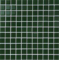 Мозаика прозрачное стекло Vivacer одноцвет 2,5*2,5 B013