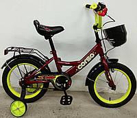 Детский велосипед Corso 14 дюймов (2019) new, фото 1