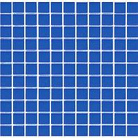 Мозаика прозрачное стекло Vivacer одноцвет 2,5*2,5 B021