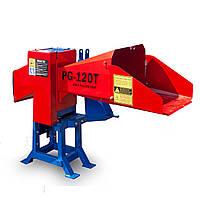 Измельчитель веток дробилка веток подрібнювач гілок PG-120Т