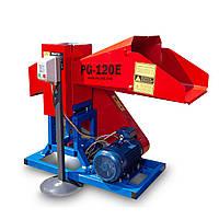 Измельчитель веток дробилка веток подрібнювач гілок PG-120Е