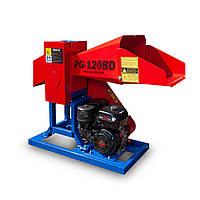 Измельчитель веток дробилка веток подрібнювач деревини PG-120BD