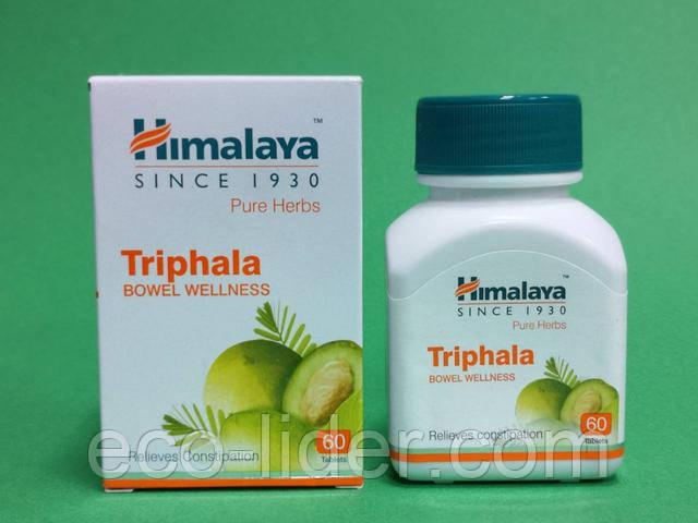 Изображение Трифала Хималая Triphala Himalaya