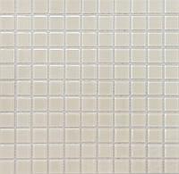Мозаика прозрачное стекло Vivacer одноцвет 2,5*2,5 B051