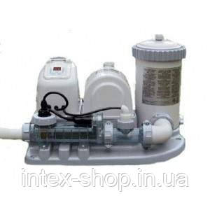 Хлоргенератор с фильтрующим насосом Intex 56612