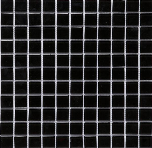 Мозаика прозрачное стекло Vivacer одноцвет 2,5*2,5 B066