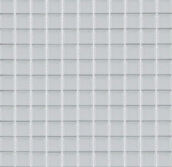 Мозаика прозрачное стекло Vivacer одноцвет 2,5*2,5 B080R