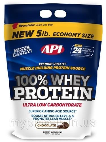 Протеин 100% Whey Protein (2,27 kg )