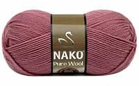 Nako Pure Wool пильна троянда № 275