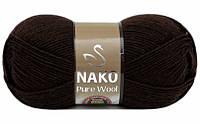 Nako Pure Wool гірка кава № 282
