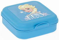 Ланч-бокс детский 5х15х15см Herevin Disney Elsa 161456-072