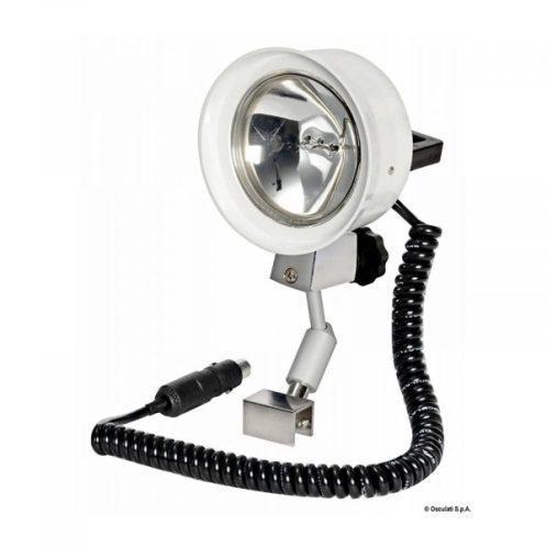 Поисковый прожектор-фара на лодку Osculati 13.247.02 на лобовое стекло