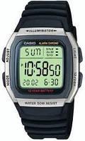 Часы CASIO W-96H-1AVEF мужские наручные часы касио оригинал