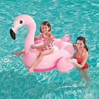 Bestway Плавательный круг Bestway 41099 Фламинго (145х121)