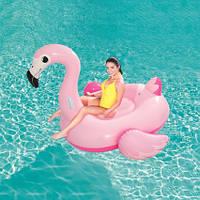 Bestway Плавательный круг Bestway 41110 Фламинго (191х178)