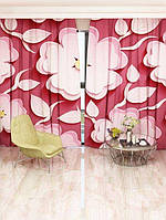 Фотоштора Walldeco Бумажные цветы (24179_1_1)
