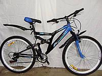 Двухамортизационный велосипед AVALON  Oxsigen
