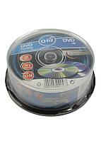 Набор дисков DVD-R (20шт) O-fiz Uni Не определен
