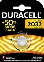 Літієва батарейка Duracell Specialty 2032 (CR2032) Litium 3