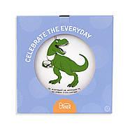Тарелка «Канапкозавр», фото 2