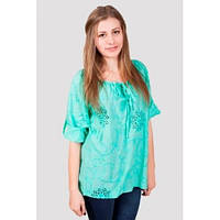 Красивая блуза больших размеров