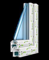 Металлопластиковые окна Steko S 300