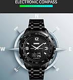 Skmei Чоловічі годинники Skmei Kompass PRO ударостійкі, фото 4