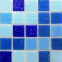 Мозаика стеклянная Vivacer микс 2*2 GLmix13