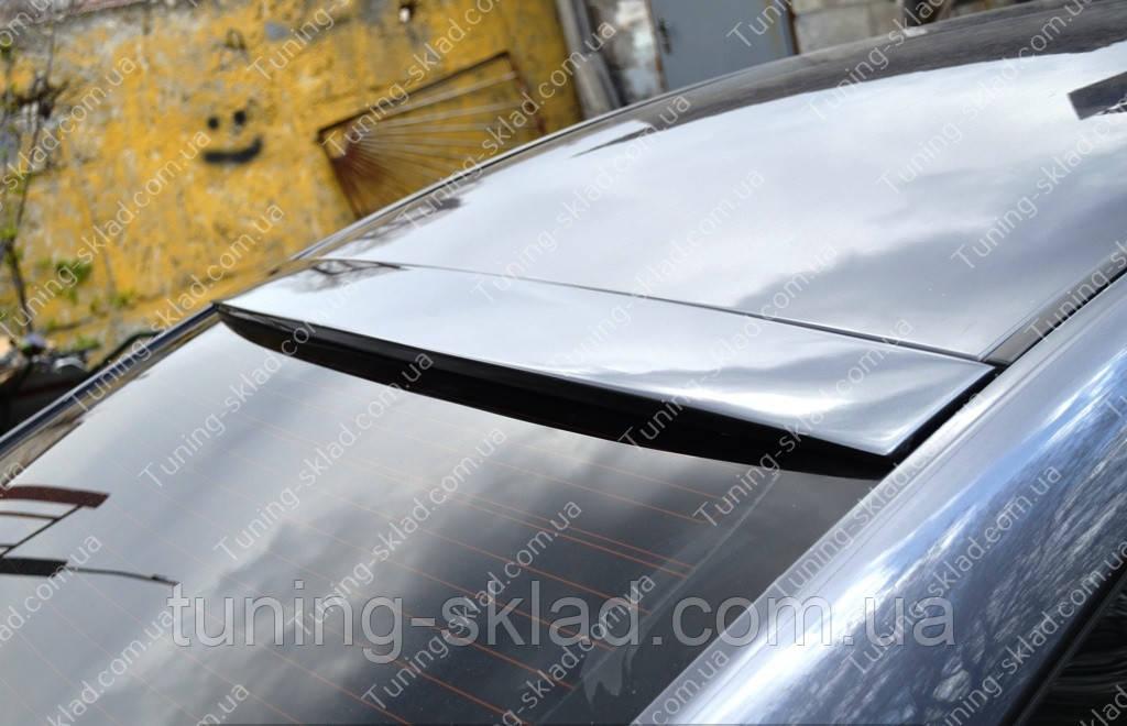 Спойлер на стекло Hyundai Sonata 6 YF (спойлер заднего стекла Хендай Соната 6 YF)