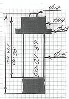 Ремкомплект для шнекового насоса (шнек 1.8-50-0.5)